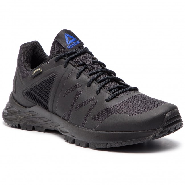 amplio Marca comercial caldera  Shoes Reebok - Astroride Trail Gtx GORE-TEX CN6235 Black/Crushed Cobalt -  Trekker boots - Low shoes - Men's shoes | efootwear.eu