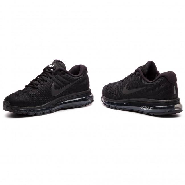 Shoes NIKE Air Max 2017 849559 004 BlackBlackBlack
