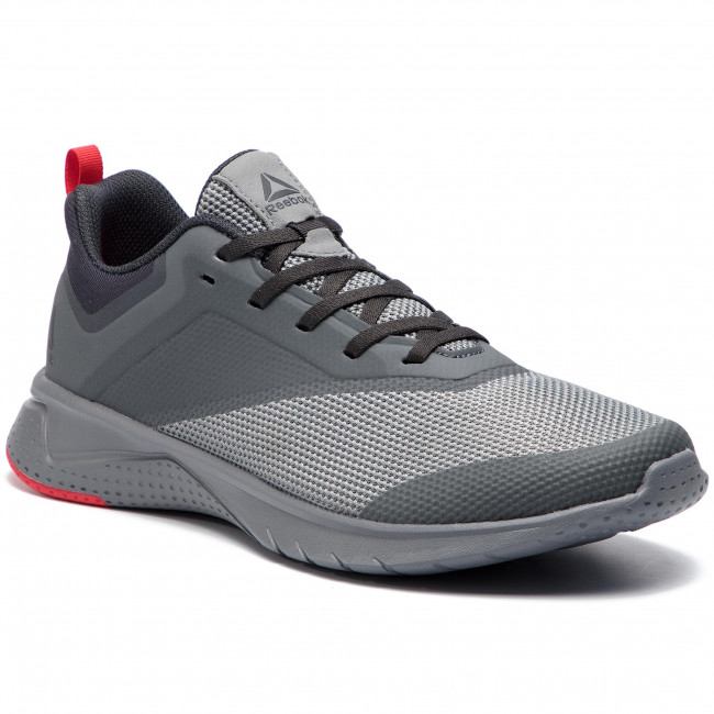 d946a7f5f6 Shoes Reebok - Print Lite Rush 2.0 CN6213 True Grey/Primal Red - Indoor - Running  shoes - Sports shoes - Men's shoes - efootwear.eu