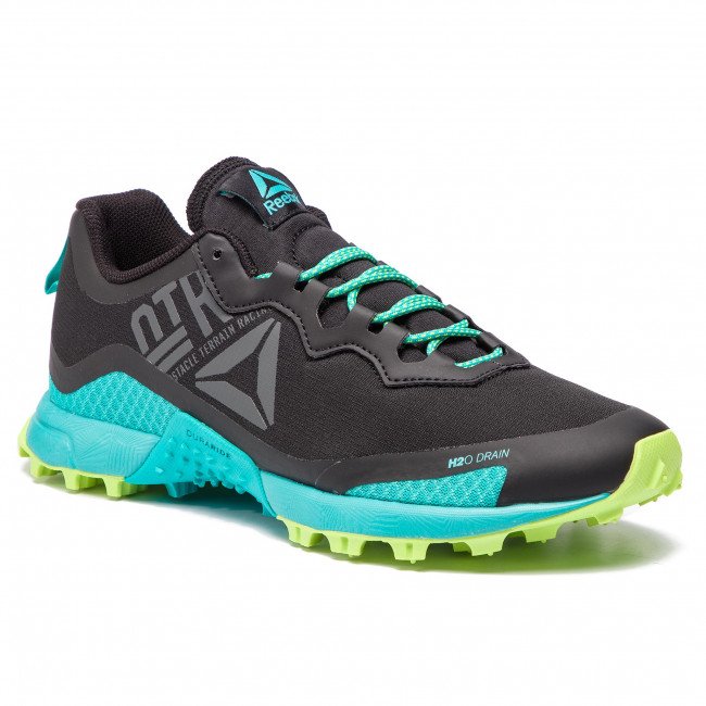 Hamburguesa Recogiendo hojas Cósmico  Shoes Reebok - All Terrain Craze CN6340 Black/Grey/Lime/Teal - Outdoor -  Running shoes - Sports shoes - Women's shoes | efootwear.eu