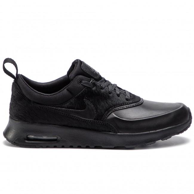 Shoes NIKE Air Max Thea Prm 616723 011 BlackBlackBlack