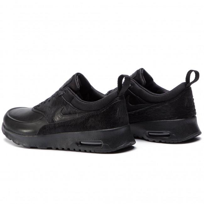 Nike Wmns Air Max Thea Premium 616723 011 Femme sneakers Noir