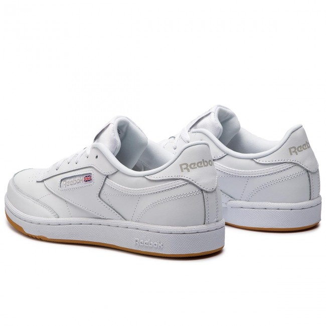 Shoes Reebok Club C CN5646 WhiteGum Int Sneakers Low