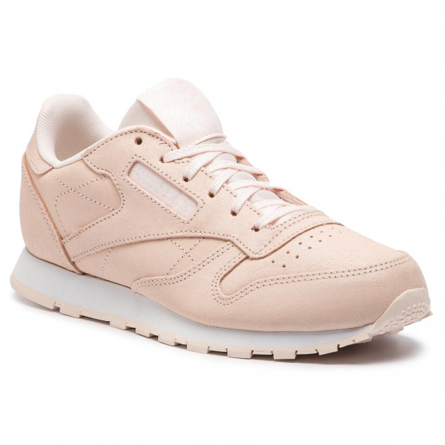 Shoes Reebok Classic Leather CN7500 Pale PinkWhite