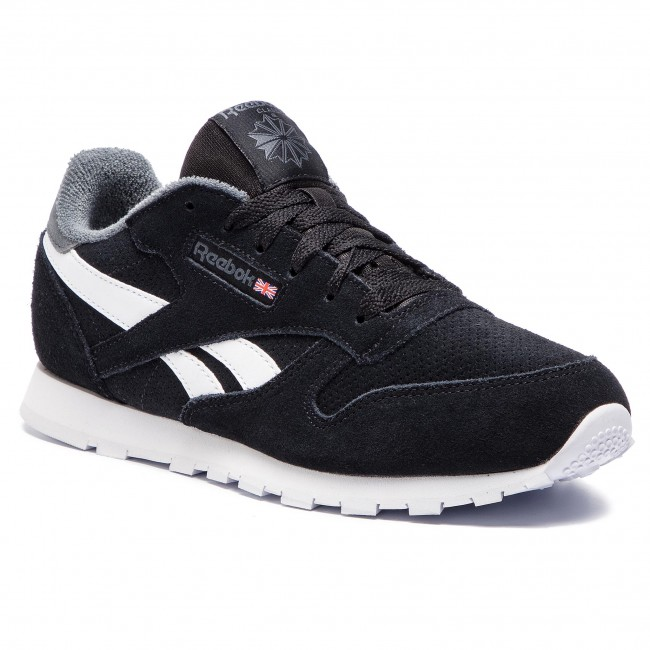 Shoes Reebok Classic Leather DV4259 BlackTrue Grey
