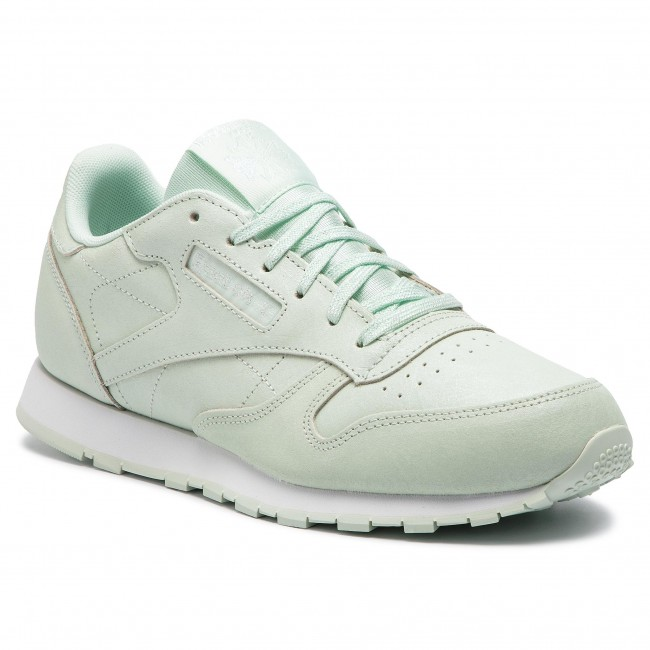 Servicio varilla Egoísmo  Shoes Reebok - Classic Leather DV4448 Storm Glow/White - Sneakers - Low  shoes - Women's shoes | efootwear.eu