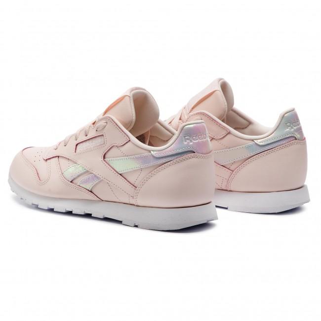 Pinkwhite Sneakers Shoes Reebok Leather Dv5403 Classic Pale KJulF13cT5