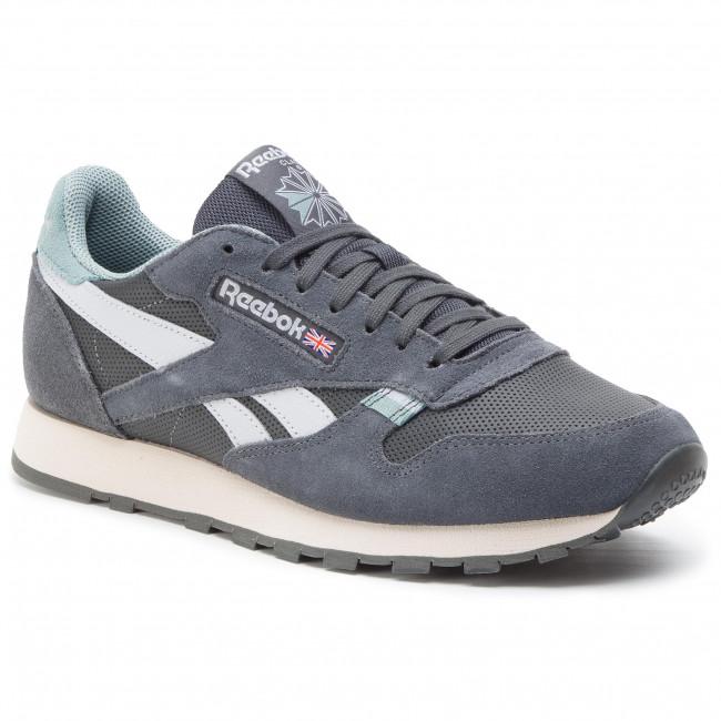design intemporel 99b72 53136 Shoes Reebok - Cl Leather Mu CN7179 True Grey/Teal Fog/Stucco