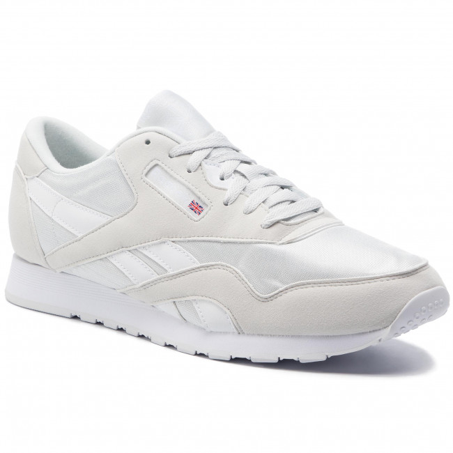 Reebok CL Nylon shoes grey