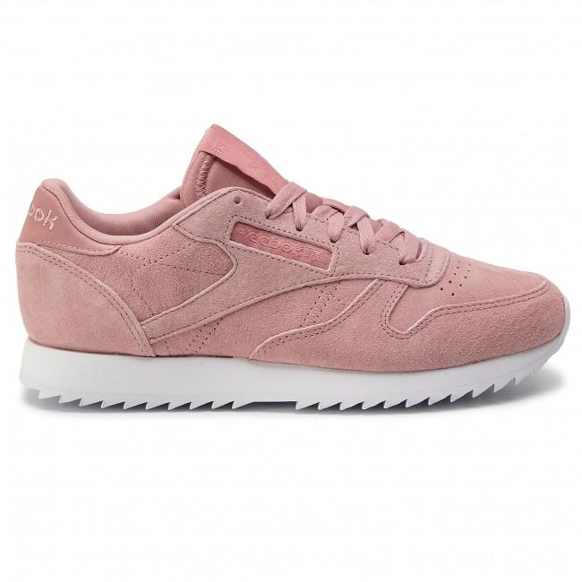 Shoes Reebok Cl Lthr Ripple DV3636 Smoky RoseWhite