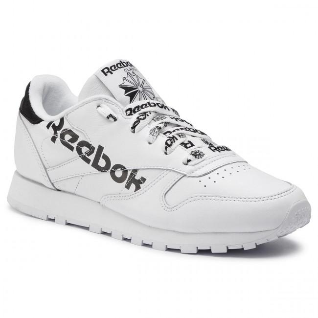 Shoes Reebok - Cl Lthr DV3830  White/Black