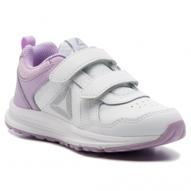 perecer diccionario Bombero  Shoes Reebok - Almotio 4.0 2V CN8595 White/Purple Freeze - Velcro - Low  shoes - Girl - Kids' shoes | efootwear.eu