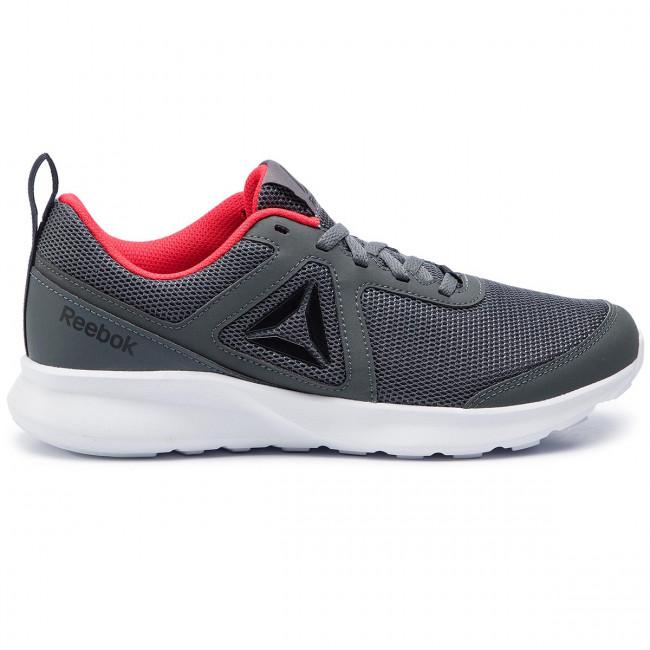 Shoes Reebok Quick Motion DV4801 GreyBlackRedWhite