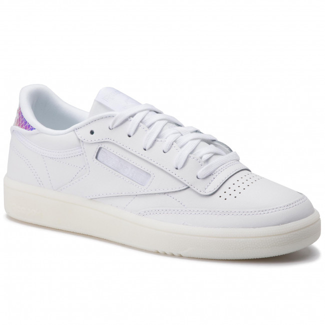 Club Cn7753 Reebok Whitetrue Sneakers C Low Shoes 85 Grey rhQtdCs