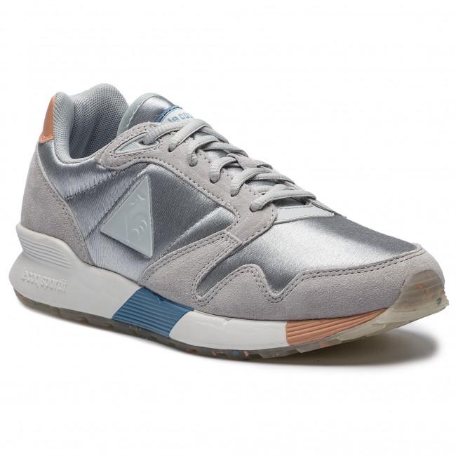 4ab5ff77 Sneakers LE COQ SPORTIF - Omega X Sport 1820074 Galet/Blue Shadow - Sneakers  - Low shoes - Women's shoes - efootwear.eu