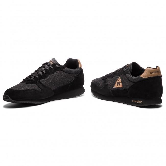Sneakers Le Coq Sportif Alpha Craft 1820345 Black Brown