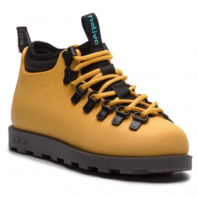 d8be807a95e Hiking Boots NATIVE - Fitzsimmons Citylite 31106800-7539 Alpine Yellow/Onyx  Black
