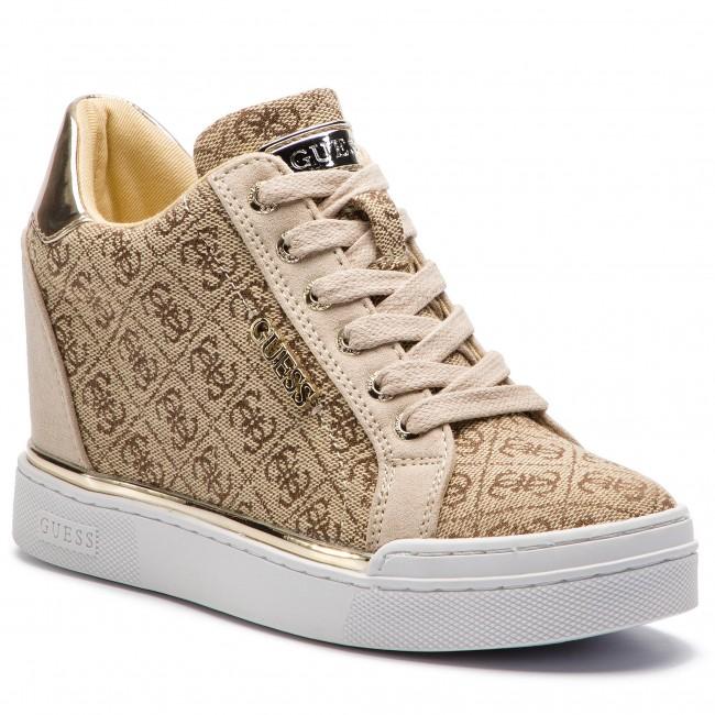 Sneakers GUESS Flowurs2 FL5FW2 FAL12 BROWN
