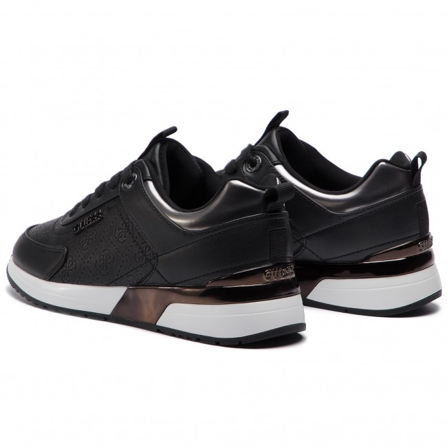 22a56371b22 Sneakers GUESS - Marlyn FL5MRL FAL12 BLACK - Sneakers - Low shoes ...