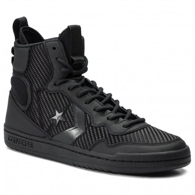 Sneakers CONVERSE Fastbreak Hi 162558C BlackBlackBlack