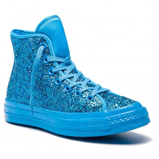 Women's Converse Chuck Taylor Low Top Sneaker , blue