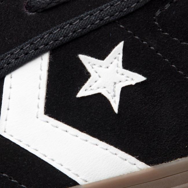 Sneakers CONVERSE Courtland Ox 162570C BlackWhiteBrown