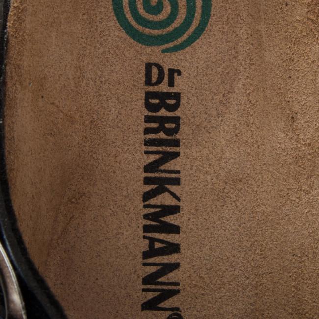 Slides Dr. Brinkmann - 701398 Blau 5 Flip-flops Mules And Sandals Women's Shoes