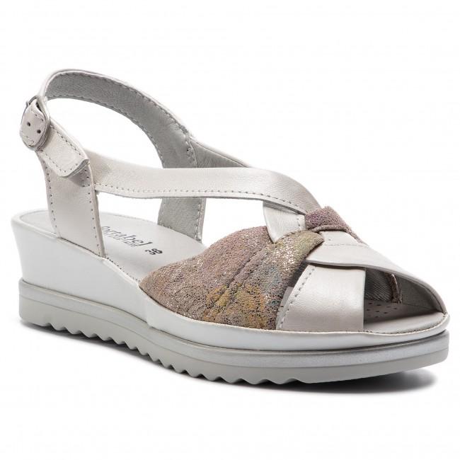 Sandals COMFORTABEL - 710978 Weiß 3