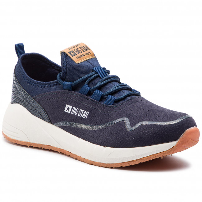 Sneakers BIG STAR - DD274284 Navy