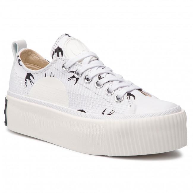 Sneakers MCQ ALEXANDER MCQUEEN Plimsoll Platform Lo 545106