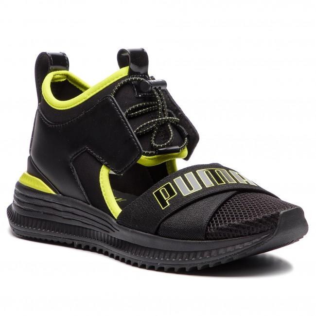 huge discount 697b5 9c78d Sneakers PUMA - Fenty Avid Wns 367683 01 Puma Black/Limepunch/Black