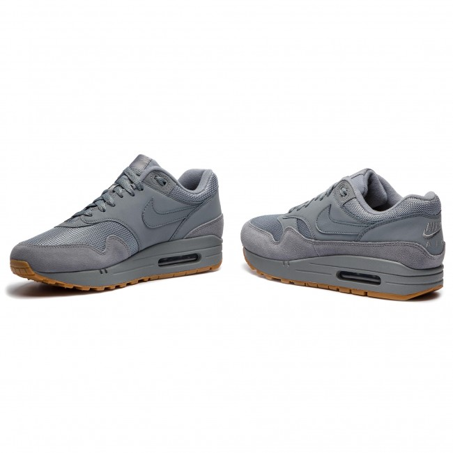 Shoes NIKE Air Max 1 AH8145 005 Cool GreyCool GreyCool Grey