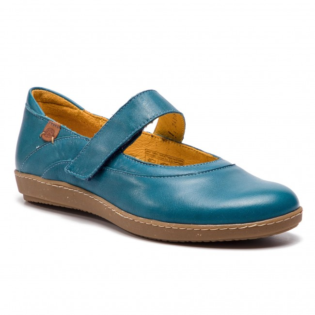 cd7d75db Shoes JOSEF SEIBEL - Alea 01 87101 140 515 Azur - Flats - Low shoes ...