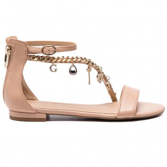 Sandals GUESS Radhika FL6RAD LEA03 NATU