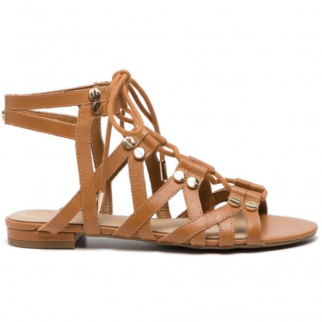 Sandals GUESS Ramonda FL6RAM LEA03 BROWN