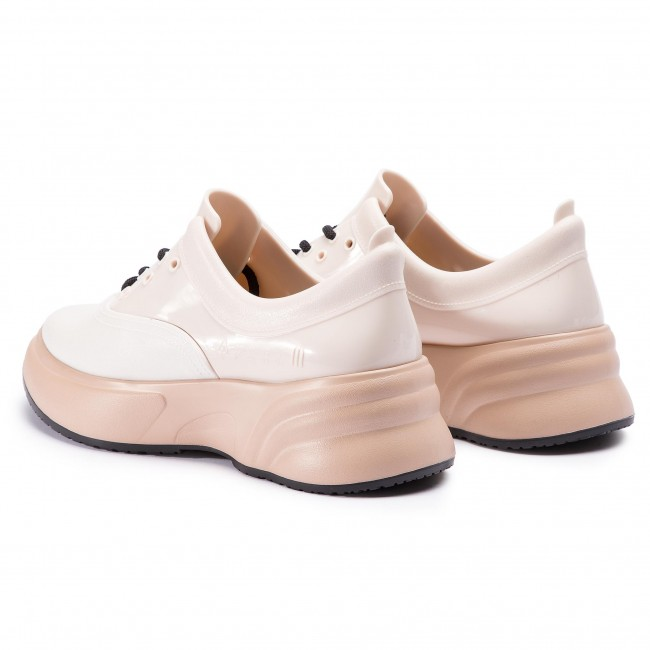 los angeles 673a4 e114c Sneakers MELISSA - Ugly Sneaker Ad 32429 Beige/White/Black 02514