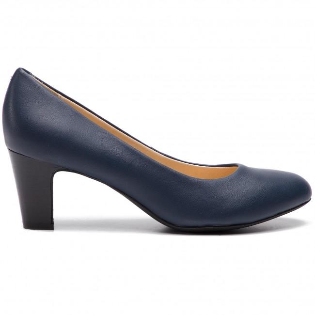 Shoes GEOX D Mariele Mid B D32T7B 000BC C4002 Navy