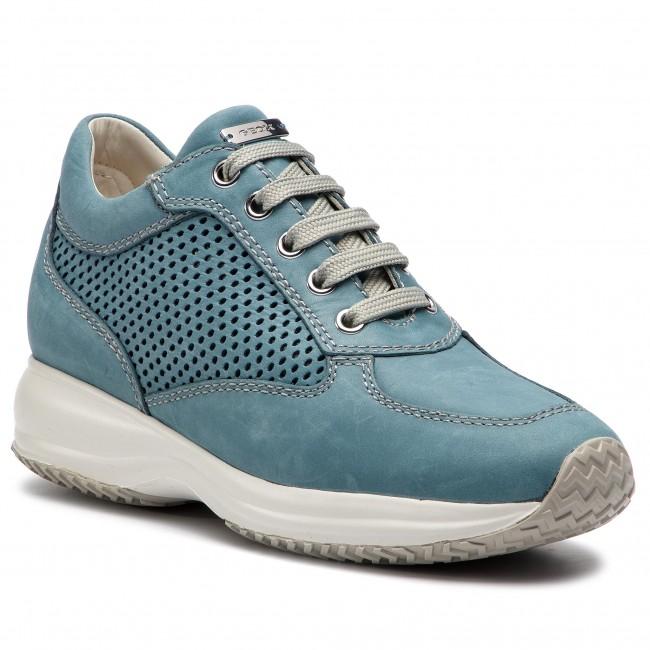 259c5b5fd55e0c Sneakers GEOX - D Happy A D5262A 00085 C4008 Denim - Sneakers - Low ...