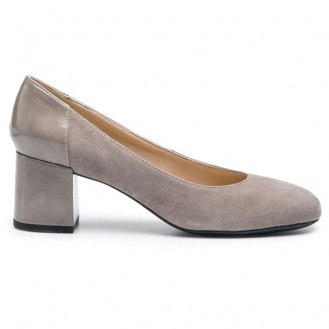 Shoes GEOX D Audalies M. C D723YC 021HI C6029 Taupe