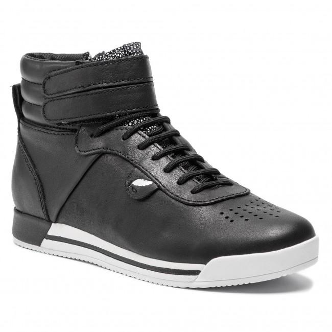 2019 professionell geschickte Herstellung attraktive Farbe Sneakers GEOX - D Chewa B D724MB 00085 C9999 Black