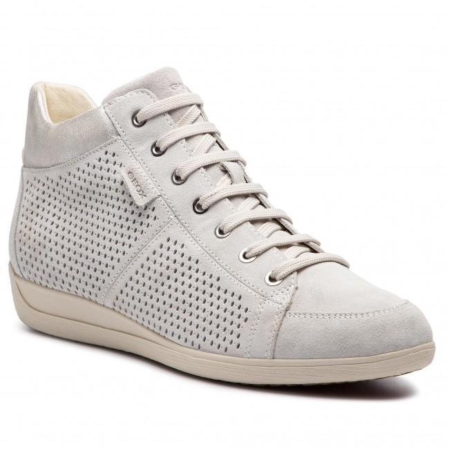 Sneakers GEOX D Myria B D8268B 00022 C1002 Off White