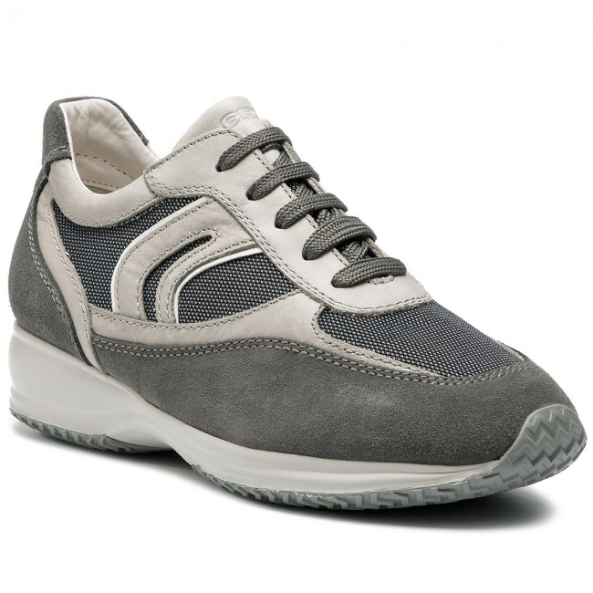 sneakers for cheap 2672d f698d Shoes GEOX - U Happy P U0162P 022BE C0244 Grey/Blue