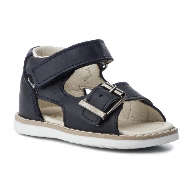 Sandals MRUGAŁA - Roma 1104/9-77 Blu