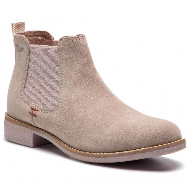 Ankle Boots S.OLIVER 5 25335 32 Lt Rose 546