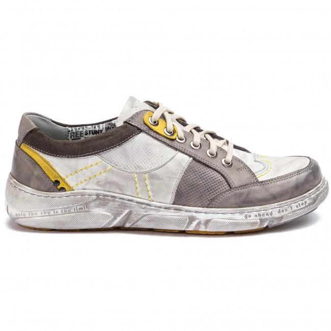Shoes KRISBUT - 5149-1-1 Grey - Casual - Low shoes - Men's shoes