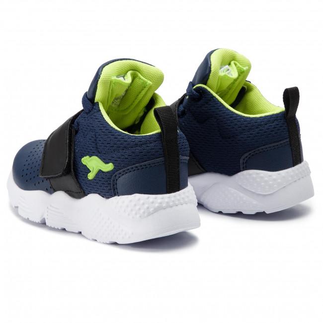 Shoes KANGAROOS Kangablaster Hi 18347 000 4054 Dk NavyLime