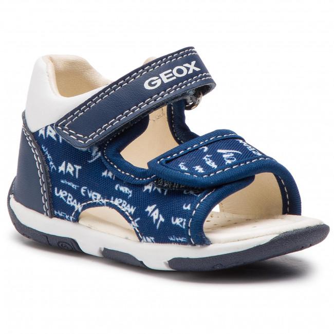 Sandals GEOX B S.Tapuz B. A B920XA 0AW54 C4211 M NavyWhite