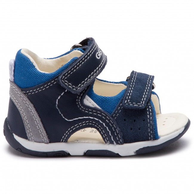 Sandals GEOX B S.Tapuz B. B B920XB 08522 C4226 M NavyRoyal