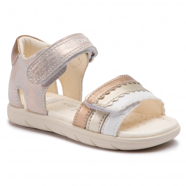 Sandals GEOX B S.Alul G. B B921YB 0MANF C7018 M Copper