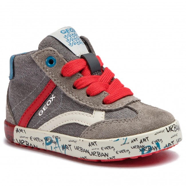 Geox Baby Boys/' B Kilwi E Low-Top Sneakers